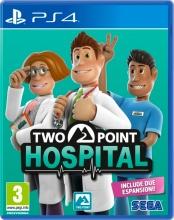 sega 1036817 Videogioco Two Point Hospital Simulazione 3+ PlayStation 4