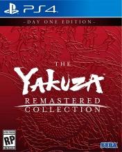 sega 1038068 Videogioco The Yakuza Remastered Collection Azione 18+ PS4