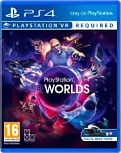 Sony 9855057 VR Worlds, Playstation VR - PS4 Lingua ITA