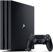 Sony Console Ps4 Pro PlayStation 4  1 TB USB HDMI Ingresso AUX col Nero 9887157