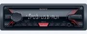 Sony Autoradio Sintolettore MP3 Radio AM FM USB Aux Nero DSX-A200UI