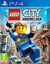 WARNER BROS 1000639745 LEGO City Undercover. Videogioco PlayStation 4 PS4 ITA