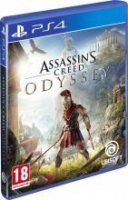 UBISOFT 100872 Videogioco per PS4 Assassins Creed Odyssey Azione 18+