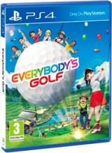 Sony Entertainment 9858966 Videogioco per PS4 Everybodys Golf 7 Sport 3+