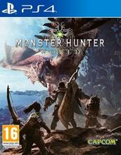 CAPCOM SP4M14 Videogioco per Monster Hunter World Pegi 16+ Videogioco per PS4