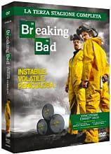 UNIVERSAL PICTURES DV230030 Breaking Bad, Stagione 3 Cofanetto 4 dischi DVD ITA