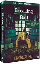 UNIVERSAL PICTURES Breaking Bad, Stagione 5 Cofanetto 3 dischi DVD ITA DV254420