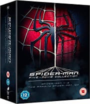 UNIVERSAL PICTURES Spiderman - Five-movie Collection, Cofanetto Film Blu-Ray DV8305914