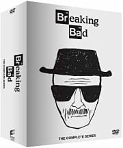 UNIVERSAL PICTURES Breaking Bad - Serie Completa, Cofanetto 21 Dischi DVD ITA