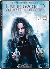 UNIVERSAL PICTURES DV8312536 Underworld Ultimate Collection, Cofanetto 5 Film DVD