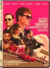 UNIVERSAL PICTURES DV8313818 Baby Driver - Il genio della fuga, Film DVD