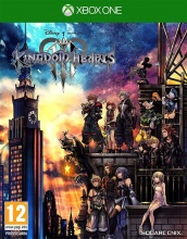square enix 1028543 Kingdom Hearts III RPG 12+ Xbox One