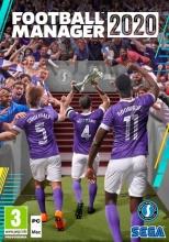 square enix 1038132 Videogioco per PC Football Manager 2020