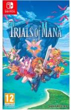 square enix 1038311 Trials of Mana Videogioco per Nintendo Switch