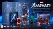 square enix 1052114 Videogioco Marvels Avengers Collector edition PlayStation 4 Azione