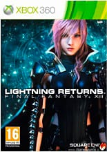 square enix Lightning Returns: Final Fantasy XIII, Xbox 360 Lingua ITA X3601362