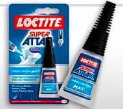 Loctite 911825 Adesivo istantaneo universale Super Attak Maxi 10 gr.
