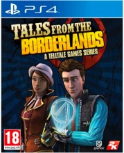 TAKE TWO SWP40332 Videogioco PS4 Tales from the Borderlands 18