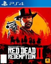 TAKE TWO SWP40439 Videogioco PS4 Red Dead Redemption 2 18