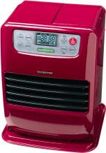 Tecnoair Stufa Combustibile liquido Ventilata Portatile 2300 W Minimax Red
