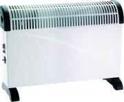 Teporus Termoconvettore Stufa elettrica Riscaldamento 2000W Termostato DL01