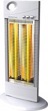 Teporus Stufa elettrica al Carbonio Infrarossi 1000W Oscillante NSB-C30