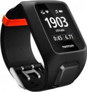TomTom Orologio Fitness Braccialetto Cardio GPS Bluetooth Nero Adventurer