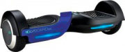 TWO DOTS Monopattino Elettrico Due ruote max 10 Kmh NeroBlu Glyboard 2.0