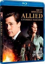 UNIVERSAL PICTURES Allied – Un'ombra nascosta. Film Blu-Ray Lingua Italiano - 748310489PH