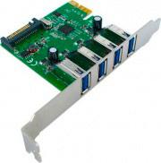 Roline 15.99.2115 Scheda USB Interna PCI Express 4 Porte 3.0
