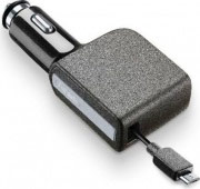 Cellular Line CBRARMICROUSB2AK Caricabatterie da Auto Universale Cavo MicroUSB