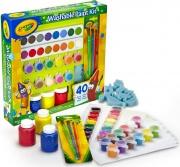Crayola 54-0155 Vivid set da disegno 50 pezzi