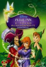 WALT DISNEY PICTURES Peter Pan 2 - Ritorno allIsola che non cè, Film DVD