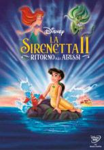 WALT DISNEY PICTURES La Sirenetta 2 - Ritorno agli abissi, Film DVD - BIA0365702