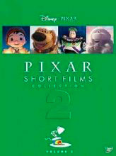 DISNEY Pixar - I Corti Collection #02 Film in DVD