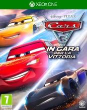 Warner 000646199 Videogioco Xbox One Cars 3: In gara per la vittoria Racing 7+ 1