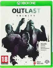 WARNER BROS 1000641909 Videogioco per Xbox One Outlast Trinity Horror 18+