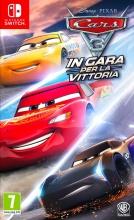 Warner 1000646201 Videogioco Switch Cars 3: In gara per la vittoria Racing 7+