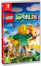 WARNER BROS Lego Worlds Videogioco per Switch  Azione 7+- 1000654001