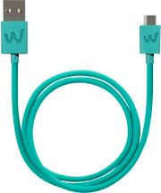 WIKO Cavo ricarica dati USB  Micro-USB Maschio  Maschio WKPWCA100S1