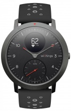 Nokia INW401 Smartwatch Orologio Fitness Bluetooth Impermeabile  Steel HR Sport