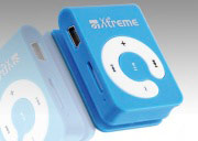 Xtreme Lettore Mp3 8 GB USB Jack 3.5 mm col Blu 27633B