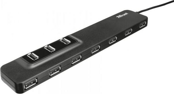 Trust Hub USB 10 porte USB 2.0 - 20575