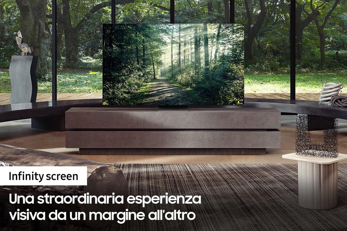 miniatura 6 - Smart TV 65 Pollici 8K Ultra HD QLED Tizen Smart Samsung QE65QN900ATXZT Series 9