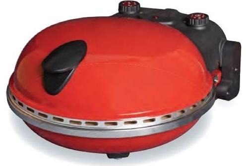 Fornetto pizza ardes forno elettrico pietra refrattaria 30cm 1200w 6120 ebay - Pietra per forno elettrico ...