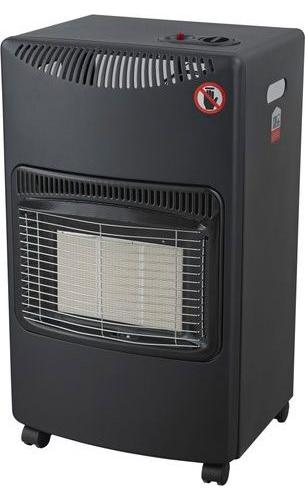 Stufa a gas gpl portatile ardes infrarossi max 4200w nero for Stufa catalitica o infrarossi