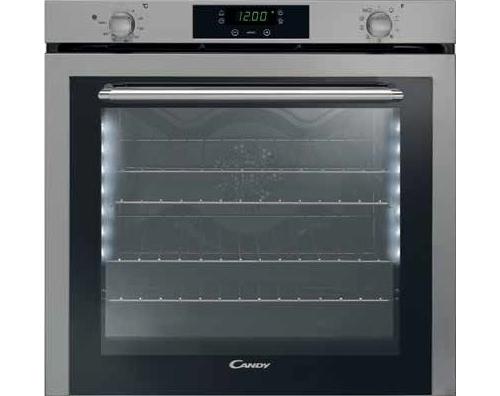 Candy forno incasso elettrico ventilato multifunzione 78l classe a 60cm fxe829vx ebay - Forno ad incasso ventilato ...