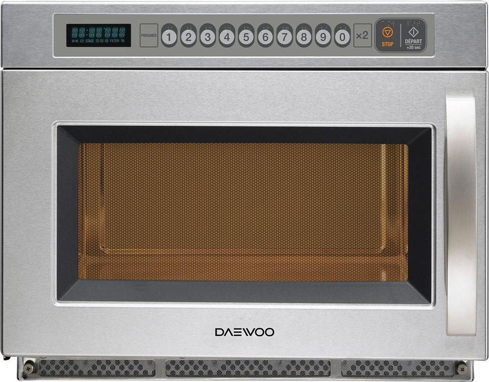 Forno microonde combinato 27 litri grill 1400w daewoo - Forno con microonde ...