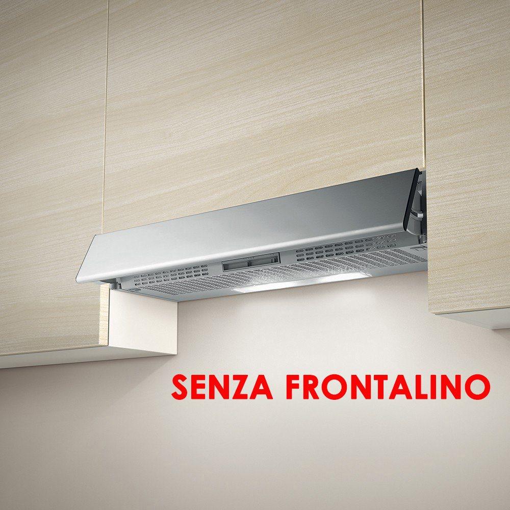 Attractive Elica Cappa Cucina Filtrante Incasso Sottopensile 90 Cm ESTRAIBILE  TLXGRFRIXF90