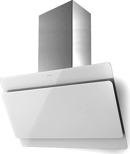 Faber Cappa Cucina Filtrante Parete 80 cm Vetro Warm Grey 110.0314 ...